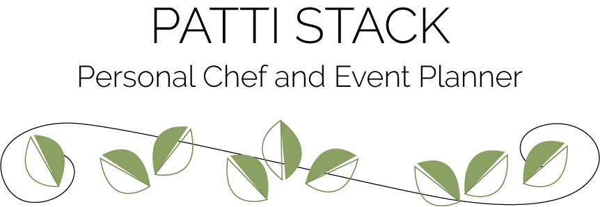 Chef Patti Stack Logo